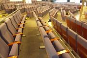 Movable cinema seating prostar manufacturer