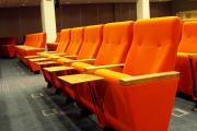 Cinema seating with table prostar common leg