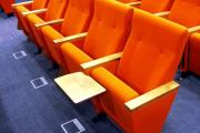 Theatre seating with table prostar