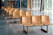 waiting room seating wooden chairs prostar